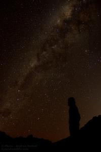 Osservando le stelle, Sud Africa - Canon 7D, Sigma 15mm (30sec., f/2.8, 800iso)